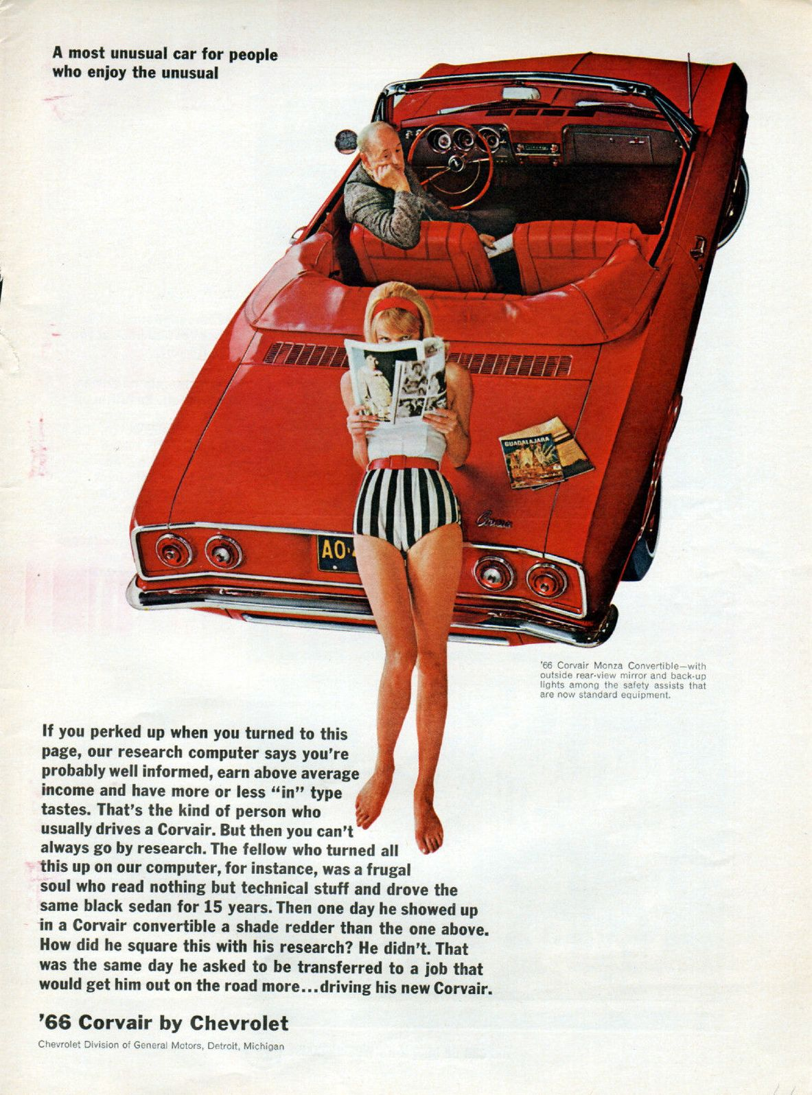 Used Cars Phoenix >> 1966 Chevrolet Corvair