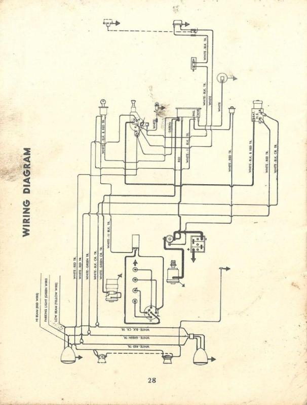 index of cars manuals crosley 1947 crosley owners manual files res rh automotivetimelines com Basic Car Wiring Diagram Club Cart Battery Wiring Diagram
