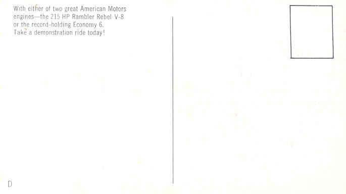 1958 American Motors