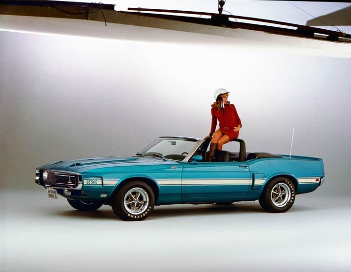 1969 Ford Mustang Boss 429 >> gt500 convertible