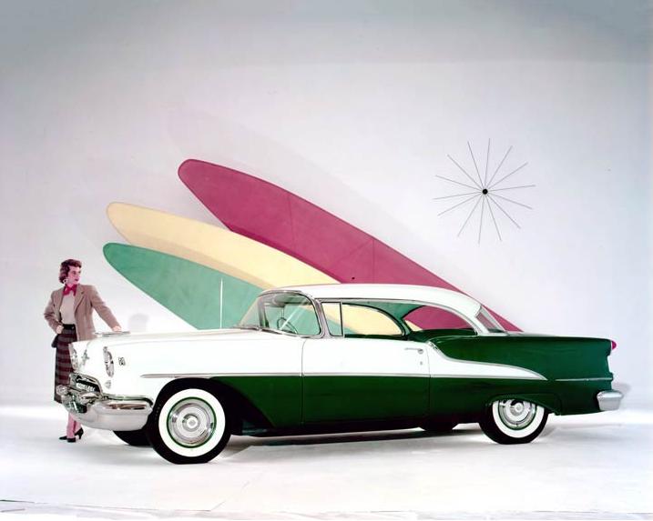 Oldsmobile Timeline