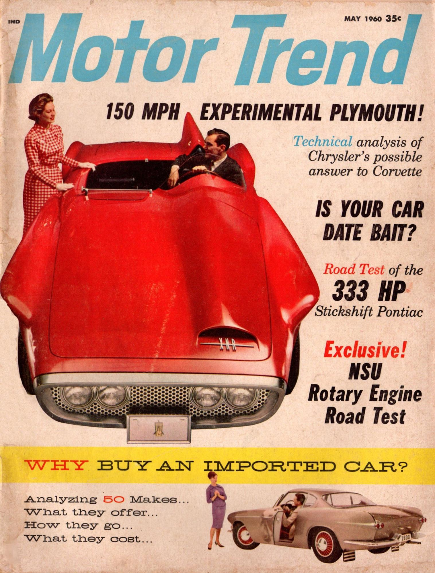 AutomotiveTimelines blog » Motor Trend May 1960
