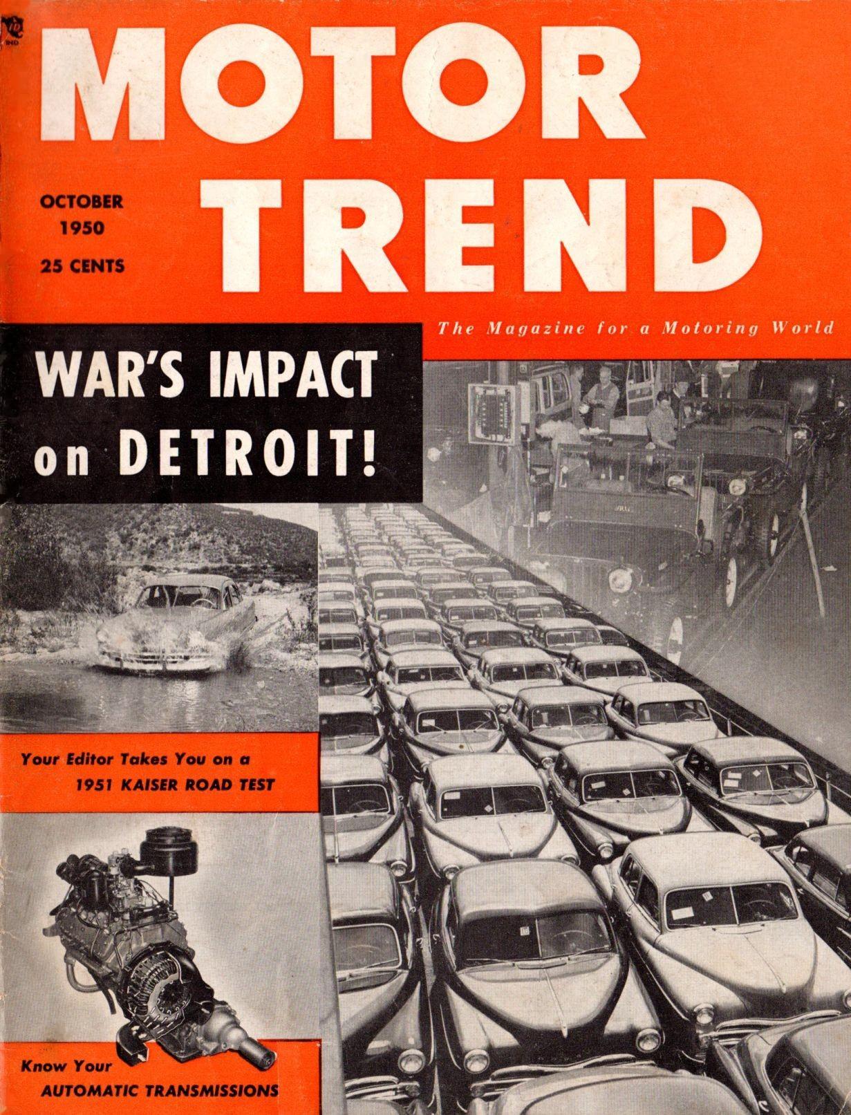 automotivetimelines blog free download for october motor trend october 1950. Black Bedroom Furniture Sets. Home Design Ideas